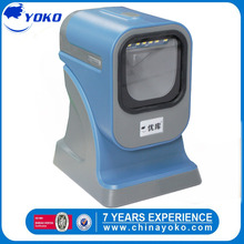 at discount High Quality 2D desktop Omnidirectional Barcode reader Free shipping !