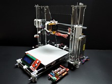 SINTRON High Accuracy DIY 3D Printer Kit for Reprap Prusa i3 MK3 heatbed LCD 2004