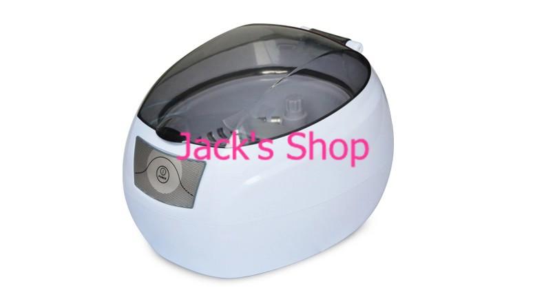 0.75L автоматическая цифровая мини-бытовые ультразвуковой очистки 110 В / 220 В для стекла ювелирных изделий с бриллиантами