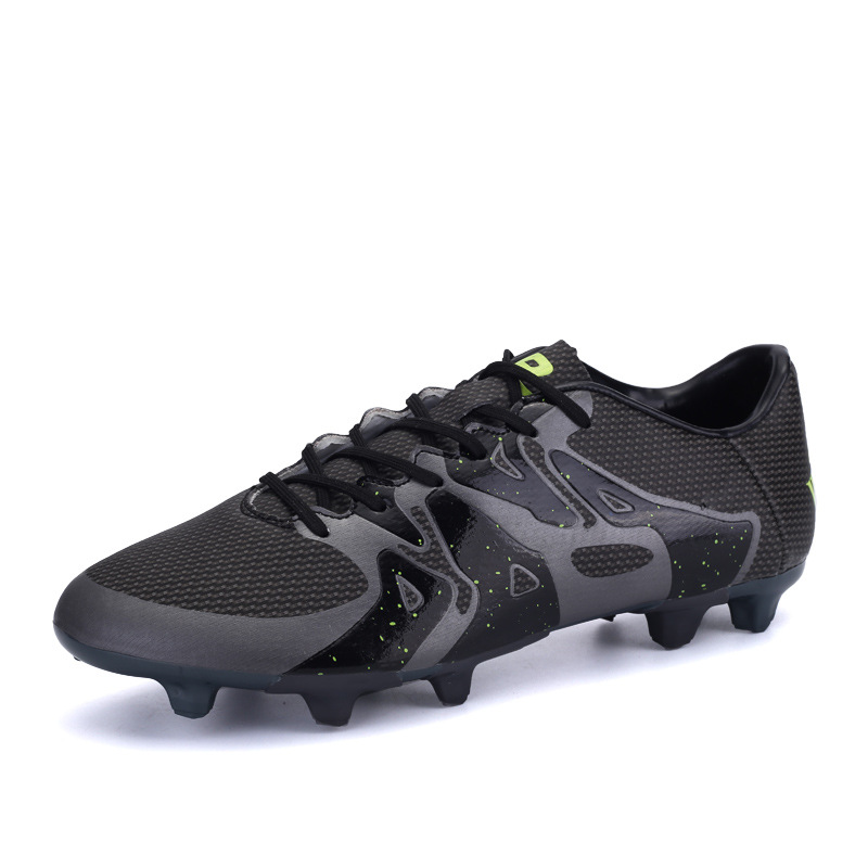 2016 Mens Fashion High Quality Turf Athletic Sneakers Football Boots Cleats Shox <font><b>Soccer</b></font> <font><b>Shoes</b></font>