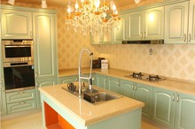 Simple kitchen cabinet for house(China (Mainland))