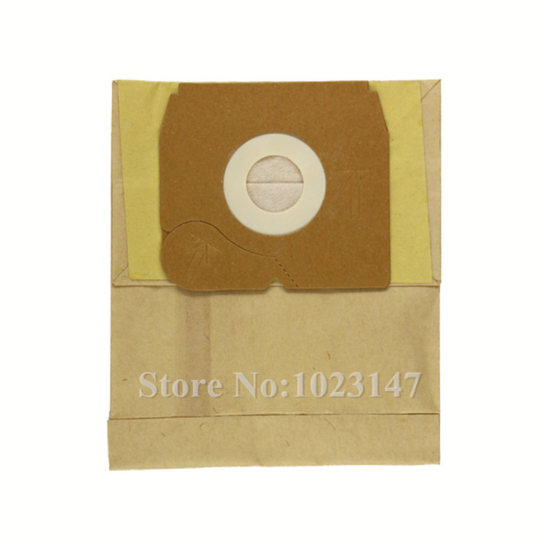 10 pieces/lot Vacuum Cleaner Filter Bags Paper Dust Bag for Electrolux Z1550 Z1560 Z1570 etc.(China (Mainland))