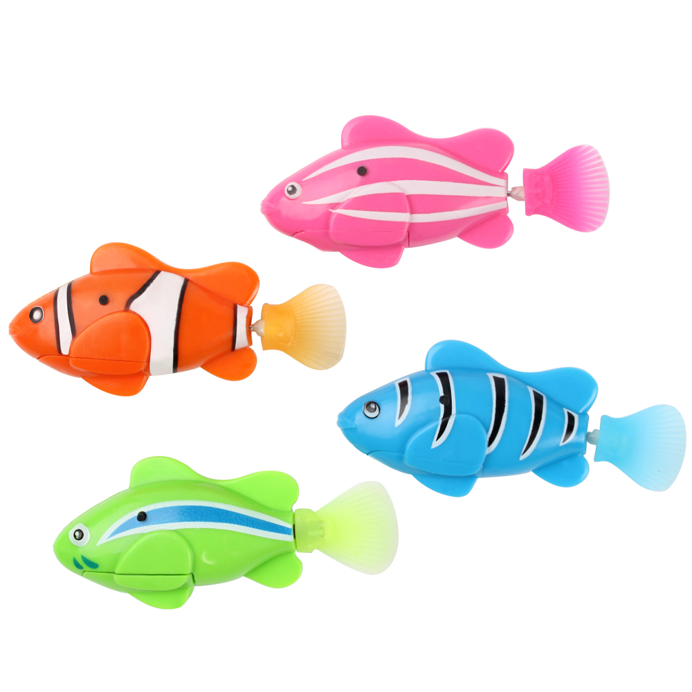 Achetez en gros robo jouets en ligne des grossistes robo for Jouet aquarium poisson