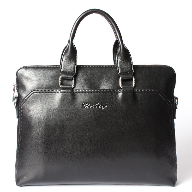 UniCalling man bag2014 new male package business casual leather men's high fashion shoulder messenger bag manufacturers wholesal(China (Mainland))