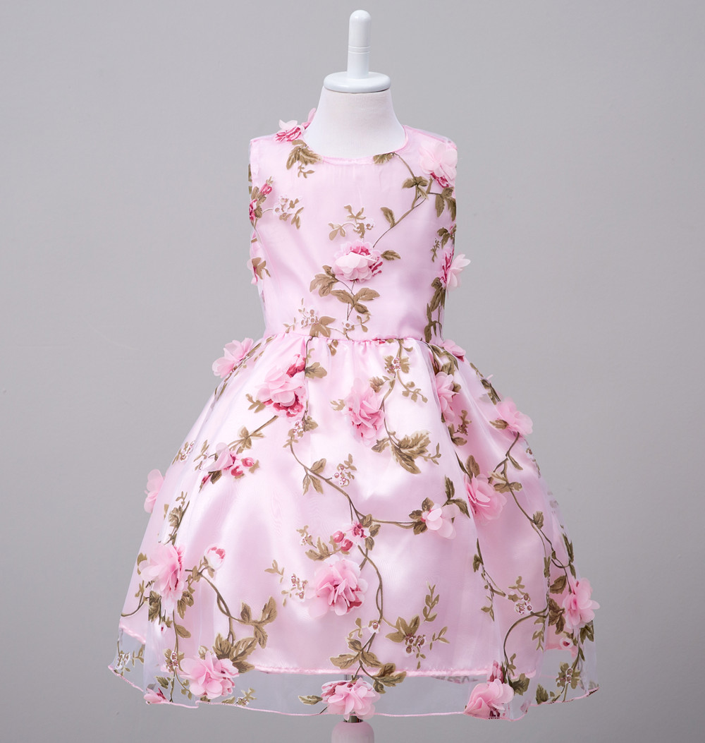 5 Year Old Girl Dress Promotion-Shop for Promotional 5 ...