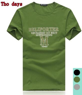 t shirt men 2015 solid mens shirts extended size 9xl 8xl 7xl 6xl 5xl 4xl camisetas hombre - Tho days store