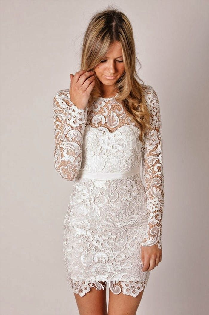 Vestidos-Custom-Made-2014-New-Arrival-Sparkly-Boat-Neck-Long-Sleeve-White-Lace-Short-Prom-Dresses.jpg