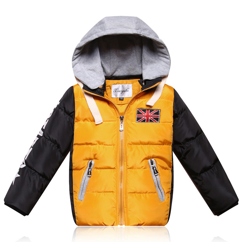 Children Jackets For Boys Girls Winter White Duck Down Jacket Coats Kids Hooded Parkas Child Coat