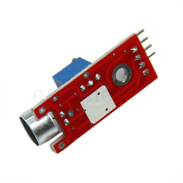 High Sensitivity Sound Microphone Sensor Detection Module For Arduino AVR PIC<br><br>Aliexpress