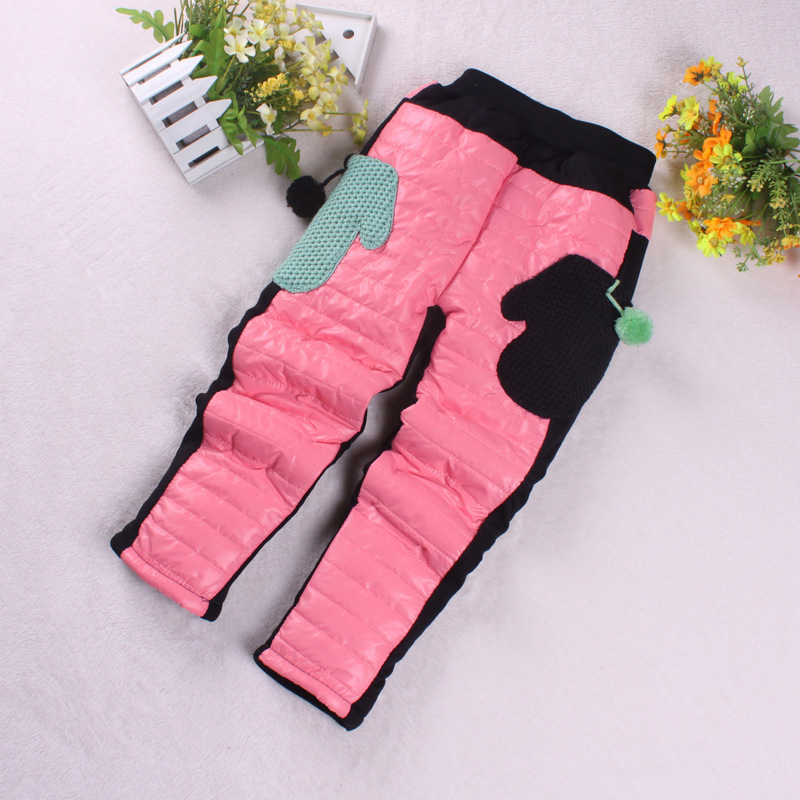 2014 fashion high quality childrens clothing winter new baby girls thicking pants childrens warm casual palm pocket trousers<br><br>Aliexpress