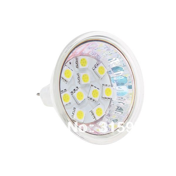 10 LED MR16 Led Bulb BI-PIN Led Lamp 24V 12V Boat Light White / Warm White Commercial Engineering Indoor Professional Sailing(Hong Kong)