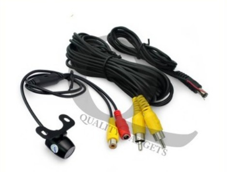 Butterfly Waterproof Security Color Mini CMOS Camera For Home Truck Bus MPV