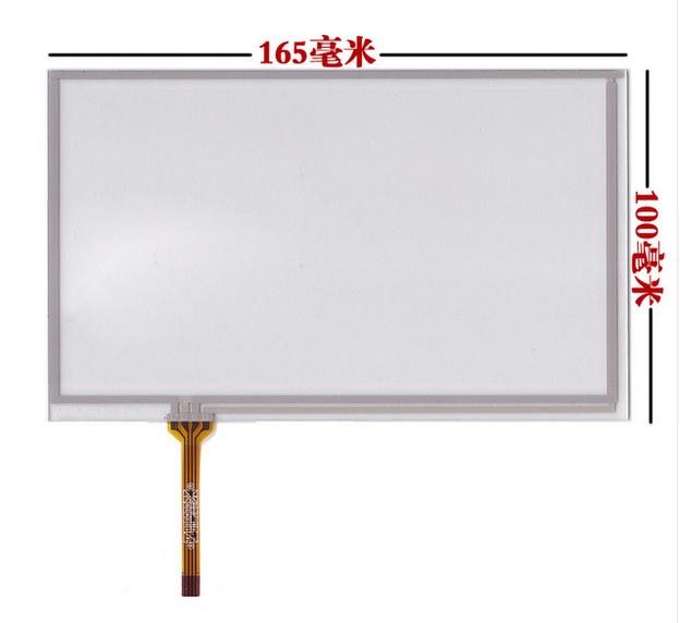 original new Excellent screen 7-inch touch screen handwriting screen Han Choi hsd070idw1 e11 d00 Innolux at070tn94 92(China (Mainland))
