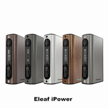 Buy Original Eleaf iPower TC 80W Box Mod 5000mah Battery Electronic Cigarette Vape New Firmware Smart Mode Vaporizer for $31.88 in AliExpress store