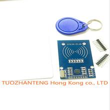 MFRC-522 RC522 RFID RF card sensor module to send S50 Fudan card, keychain watch nmd raspberry pi(China (Mainland))