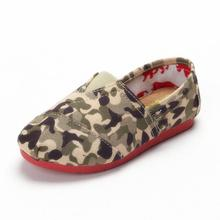 2016 New Children Canvas Sneakers For Kids Girls Shoes Boys Canvas Flat Soft  Slip On Lady Woman Loafers Family Sets Shoes(China (Mainland))