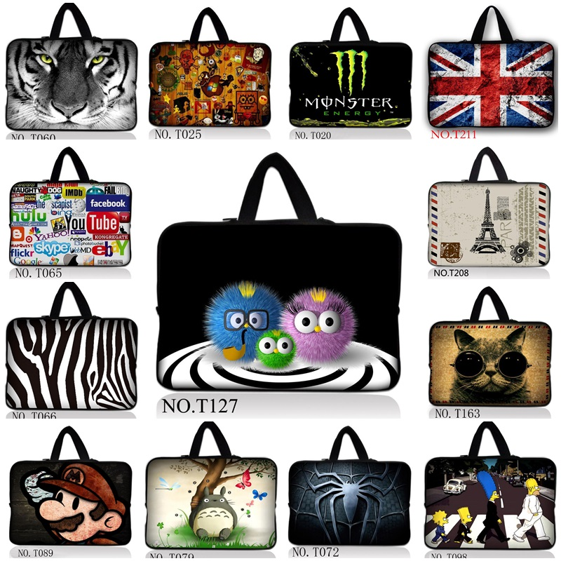 "Universal Laptop Sleeve Bag Case Cover For 14"" HP Pavilion,Sony VAIO,Dell XPS 14 /HP ENVY TouchSmart Ultrabook(China (Mainland))"