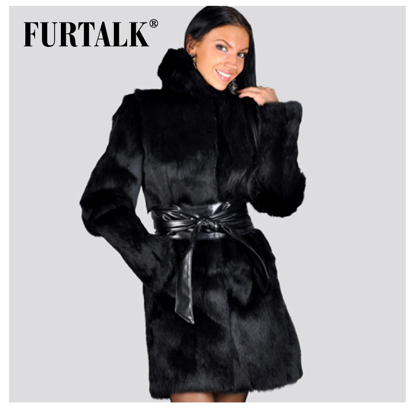 Rabbit Fur Coats For Sale