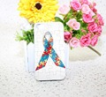 Drama Queen Emoji White Hard phone Case Cover for iPhone 4 4s 5 5s 5c 6 6s plus Free Shipping