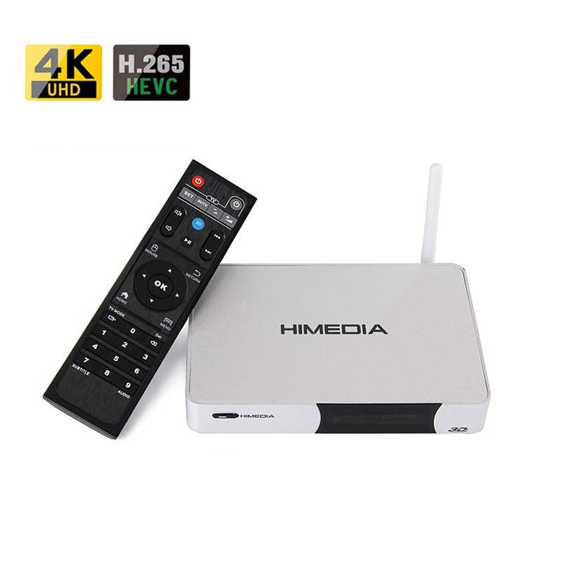 Set Top Box 2Gb Memory 8Gb Ram Himedia Q5 Quad-Core Hd Hard Disk Player Internet Tv Set-Top Boxes Android 4.4 Octa-Core Gpu<br><br>Aliexpress