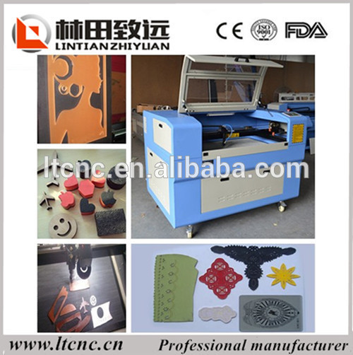 CO2 laser cutting machine with best co2 laser tube/laser engraving machine for wood/80w acrylic plate laser cutting machine(China (Mainland))