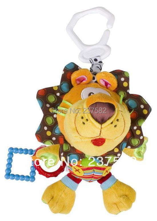 Baby toy Playgro lion Activity Spiral bed pram lathe mobile hanging toys baby toy multifunctional toy free shipping<br><br>Aliexpress