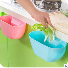 Sponge storage hanging box Rack Organizer Shelf Accessories Supplies Products Kitchen gadget fruits and vegetables plastic bags