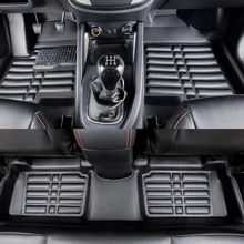 Outback Floor Mats Auto Foot Mat Car Step Mats For Outback 2013.2014.High Quality Solid Color Mats.
