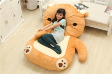 Japanese Anime Rilakkuma Relax Kuma Bear Large Cushions Cushion Mattress