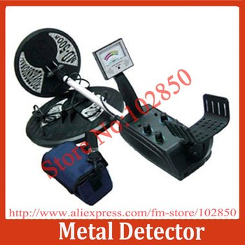 Brand New MD-5008 Underground Search Metal Detector,Max detection depth3.5m,two coils included
