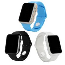 GU08 Bluetooth Smart Watch WristWatch Sport Unisex Wrist Watch for Apple iPhone 4 5S 6 Plus Samsung Huawei Xiaomi HTC OPPO