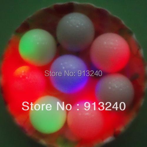 LED flashing golf balls(China (Mainland))