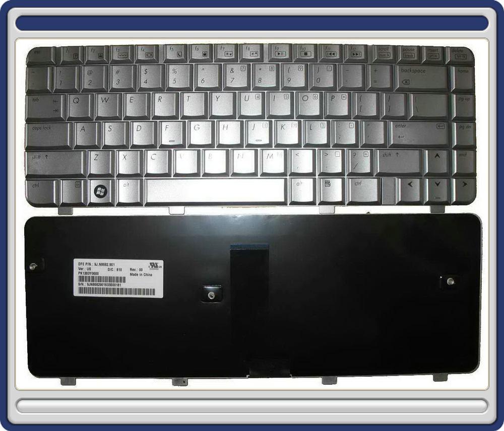 US Keyboard FOR HP Pavilion DV4 1124nr DV4 1117nr DV4 1125nr Series font b Laptop b