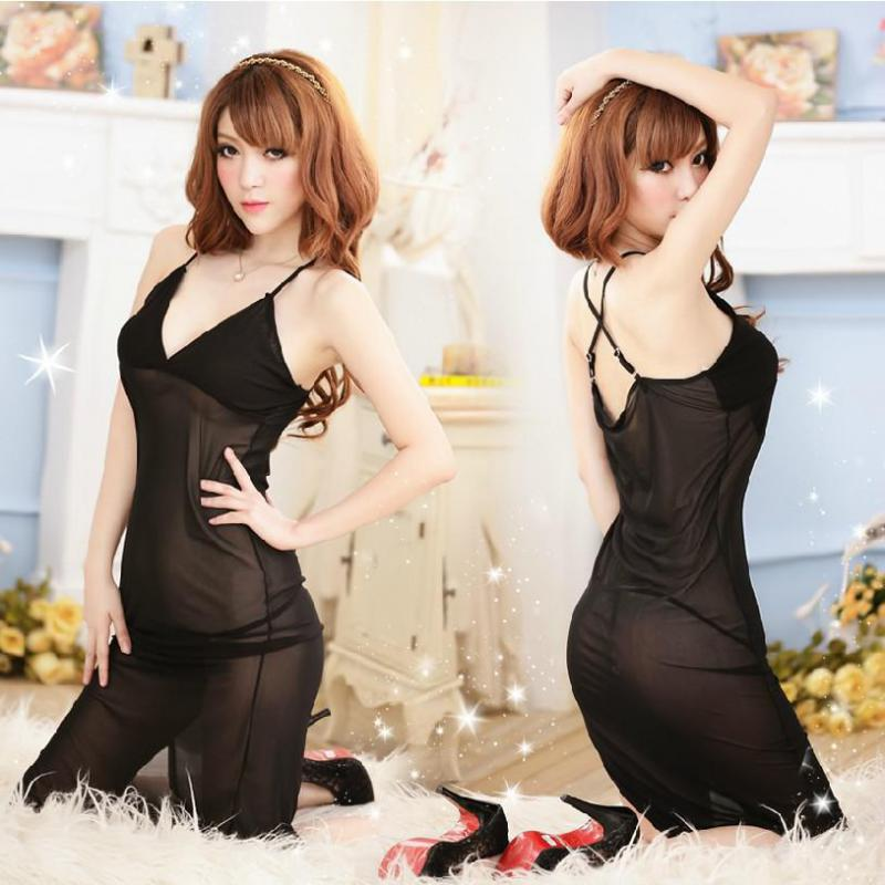Эротические длинные платья 5 фотография