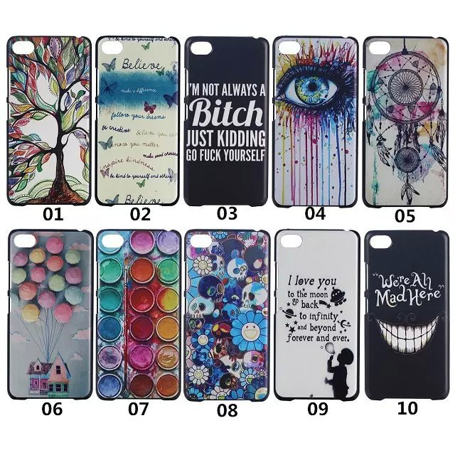 Unique Styles Cell Phone Hard Plastic Back Case For Lenovo S90 Multi Case With Colorful Beautiful Cover(China (Mainland))