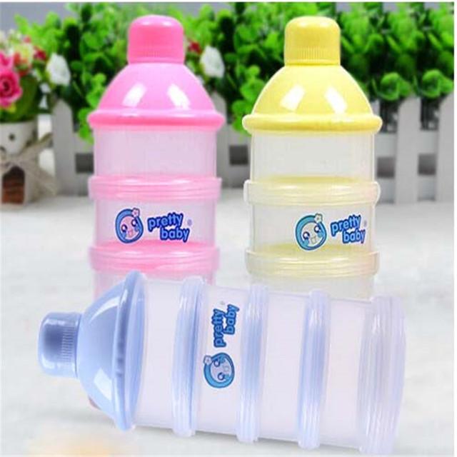 Твердые abs латекса Новый Портативный Младенческой Кормления Молоко Сухое Питание ...
