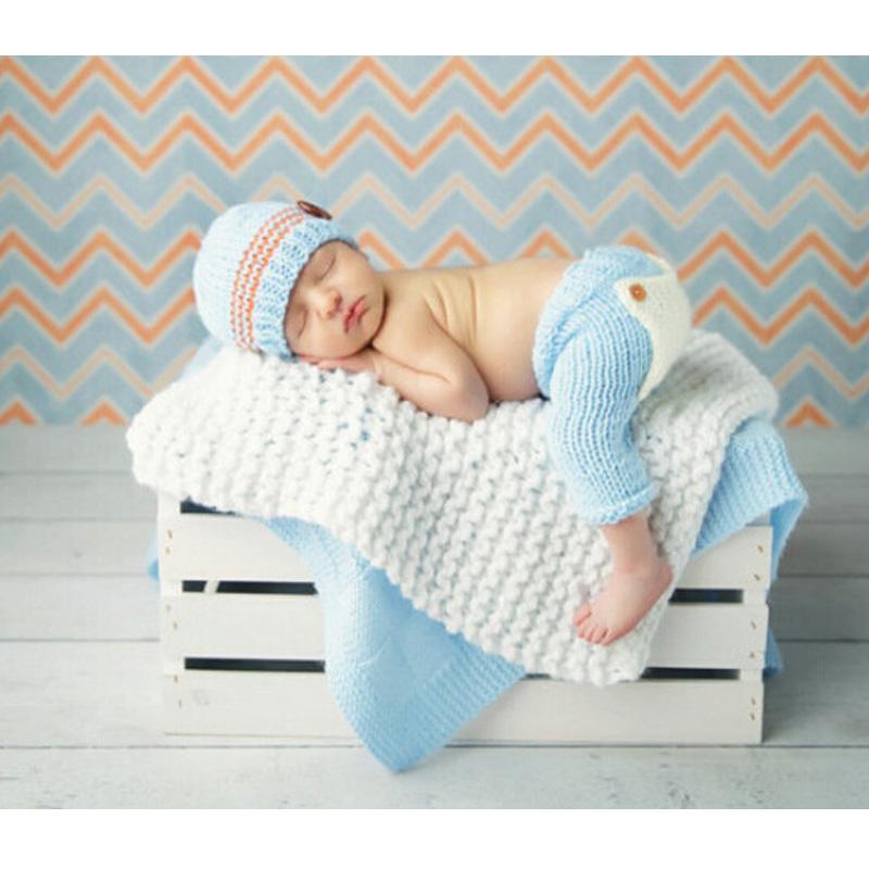 Аксессуары для фотосессии для новорожденных своими руками