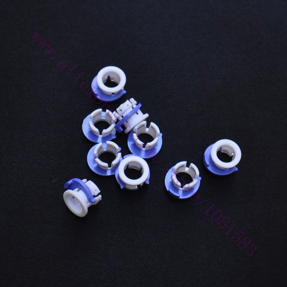 12pcs lot Ultimaker Original Tube Coupling Collet Clamp Clip Set For 3 00mm Filament Ultimaker 3D