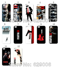 retail Mafia new arrivals fashion style hybrid white mobile phone hard cover cases for IPHONE 5 5s free shipping