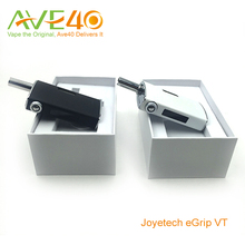 Original Joyetech eGrip VT Kit 1500mAh 3.6ml Capacity Vape Tank 30W TC Starter Kit VS Eleaf iStick Basic