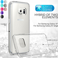 For Galaxy S7 edge Clear Hard Case Cover for Samsung Galaxy S6 edge Note 7 Clear