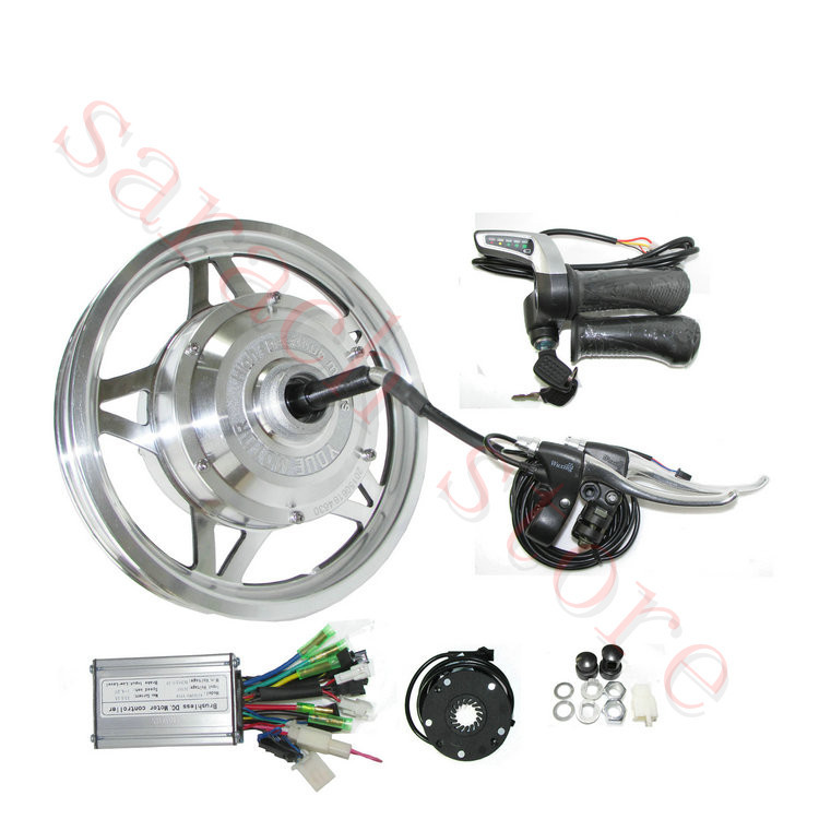Buy 36v 250w Rear Whole Wheel Motor