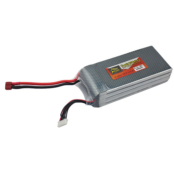 ZOP Energy Lipo Battery 22.2V 8000mAh 6S 35C T Plug for RC Helicopter Qudcopter Automobile Airplane