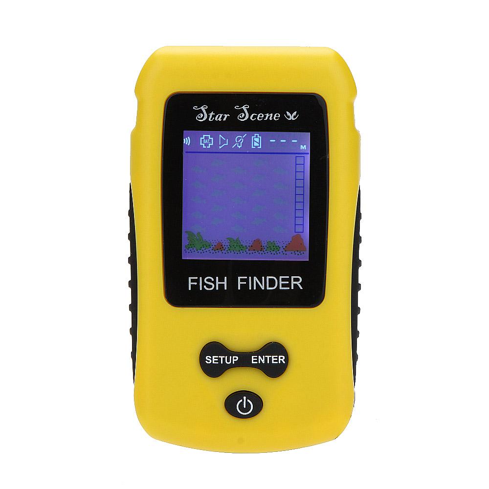 беспроводной wireless fish finder