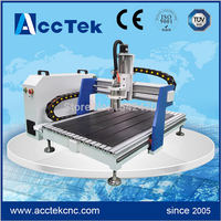 Good price cnc router 4th axis with CE standard