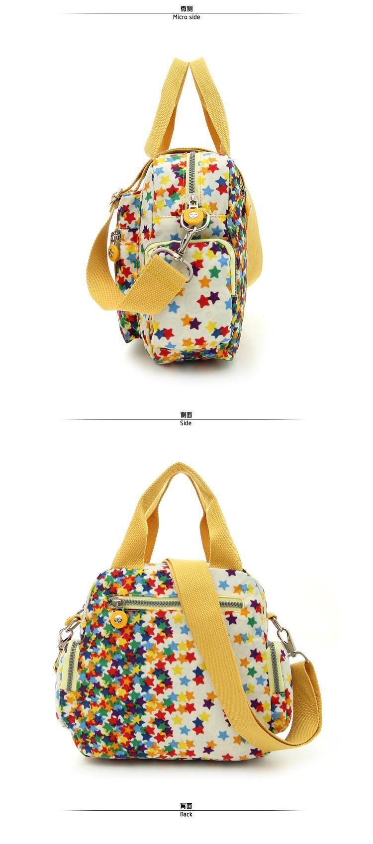 Women Summer Handbag Kip Brand Tote Bags For Ladies Fashion Messenger