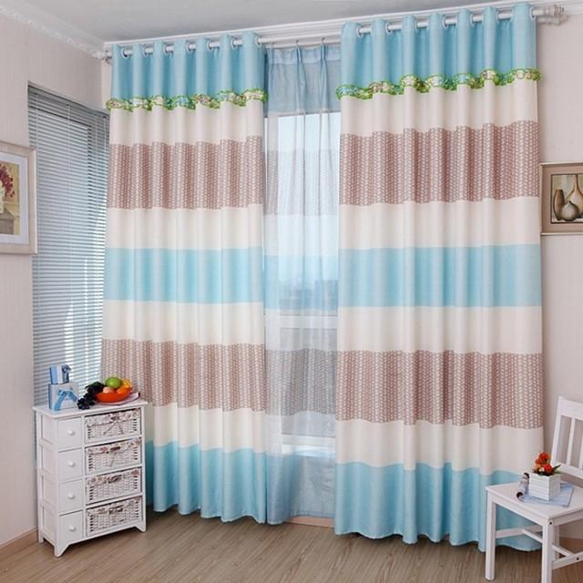 Cortinas rusticas dormitorio cortinas dormitorios nias - Cortinas originales para dormitorio ...