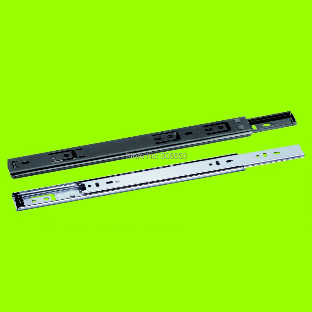 hot sale single-extension furniture cabinet drawer slide 22 inch(DS4115-22)(China (Mainland))