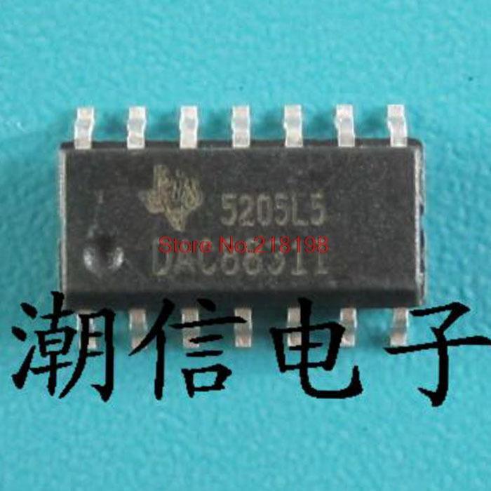 Здесь можно купить  DAC8831I  [ SOP-14 ] Brand stock original  New  Электронные компоненты и материалы