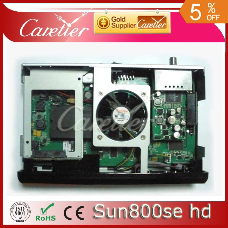 2012 latest version.HD TV satellite receiver BL 82 GP510 800se, 800hd se dm800se(3PCS 800SE)(China (Mainland))